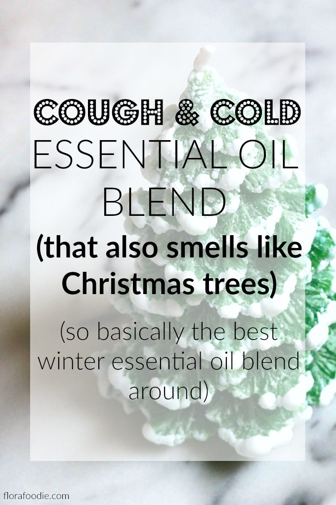 Cough And Cold Essential Oil Blend That Smells Like
